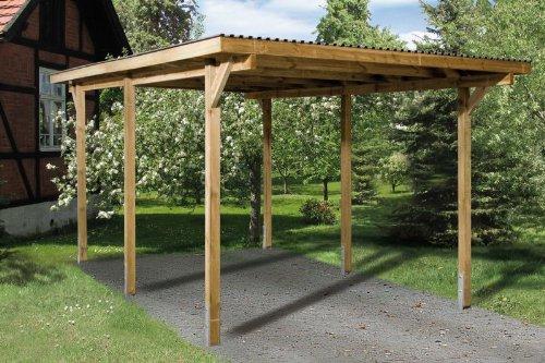 carport neu und gebraucht kaufen im baustoffhandel von. Black Bedroom Furniture Sets. Home Design Ideas