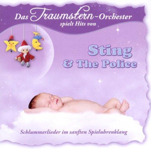 Das Traumstern-Orchester spielt Hits von Sting & The Police
