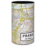 Stadtplan Praha (Prag)- City Puzzle - Souvenir