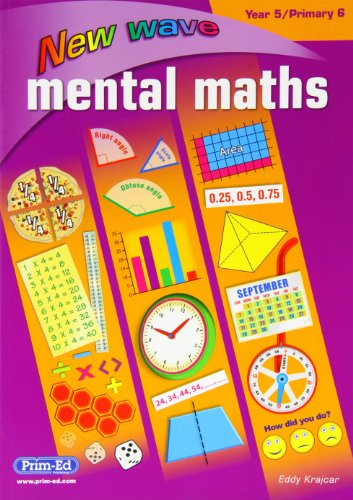 New Wave Mental Maths Year 5