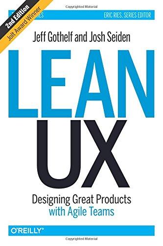 Lean UX, 2e Cover Image
