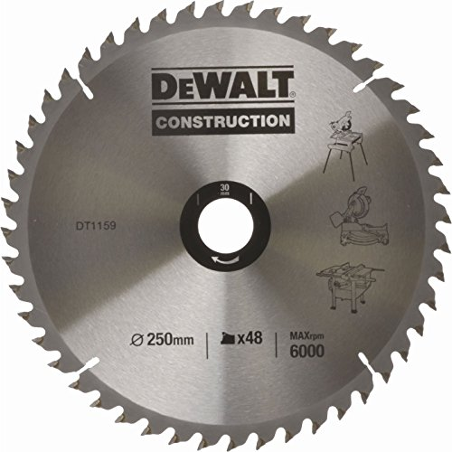 DeWalt-DT1182-Mitre-Saw-Table-Blade-254-x-30mm-x-60-Teeth-Construction