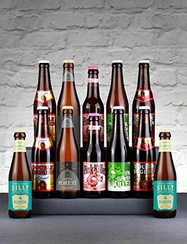 Mixed Beer Case - Introduction To Belgian Beer Case. 12 btls Artisan Beers