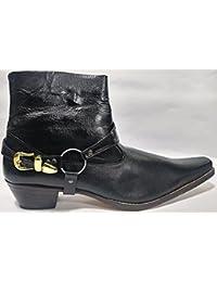 Shakti Shoes Mens Casual Shoes Mens Shoes Black Color - 8 - B077XJNQBP