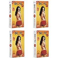Skore 40 Pcs Warm Condom preisvergleich bei billige-tabletten.eu