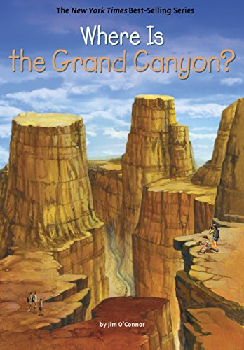 Where Is the Grand Canyon? (Where Is?) (English Edition)