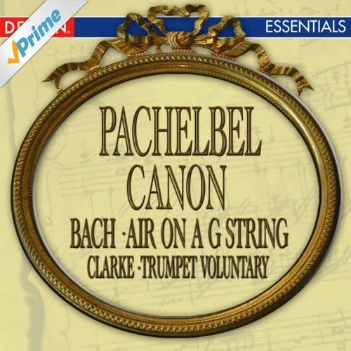 Pachelbel: Canon in D - Bach: Air on a G String - Handel: Largo from 'Xerxes' - Hallelujah Chorus - Clarke: Trumpet Voluntary