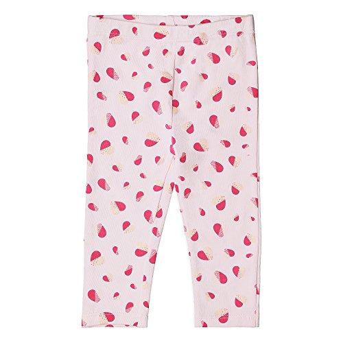 ESPRIT Baby - Mädchen Leggings RK24001, Gepunktet, Gr. 86, Rosa (LIGHT PINK 311)