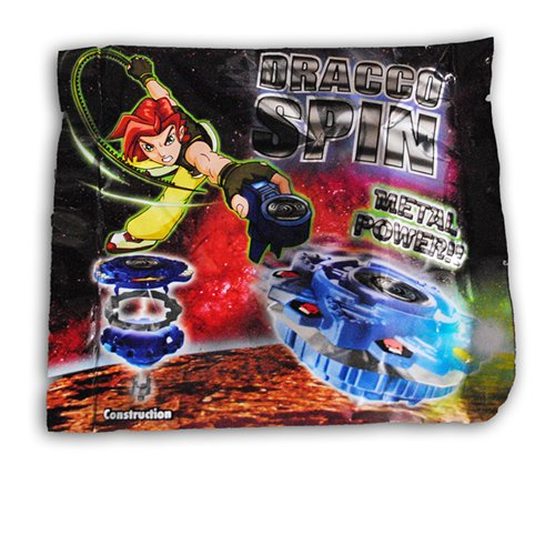 (Dracco Spin Battle Spin Tops Foil Pack)