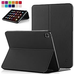 Forefront Cases® Xiaomi Mi Pad 3 Smart Case Cover Custodia Caso Conchiglia - Ultra Sottile con Protezione Dispositivo Completa e funzione Auto Sveglia/Sonno (NERO)