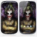 Sticker Samsung Galaxy S3 mini de chez Skinkin - Design original : Joker par Mandie Manzano