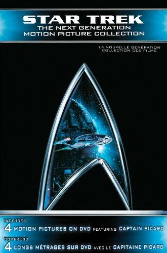 Star Trek Generations / First Contact / Insurrection / Nemesis / Evolutions [Star Trek: Next Generation Motion Picture Collection]