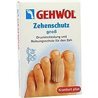 GEHWOL Polymer Gel Zehen Schutz groß 2 St preisvergleich bei billige-tabletten.eu