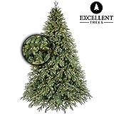 Weihnachtsbaum Excellent LED Kalmar 180 cm mit Beleuchtung - Luxusedition - 300 Lämpchen