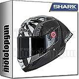 MOTOTOPGUN SHARK HE8410DSK Casque moto intégral RACE-R PRO GP ZARCO TG XL