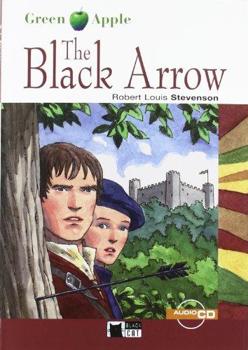 The Black Arrow +cd (green Apple) (Black Cat. Green Apple) por Cideb Editrice S.R.L.