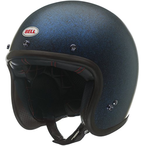 Bell Motorradhelme Street 2015 Custom 500 Adult Helm, Matte Blau Flake, Medium