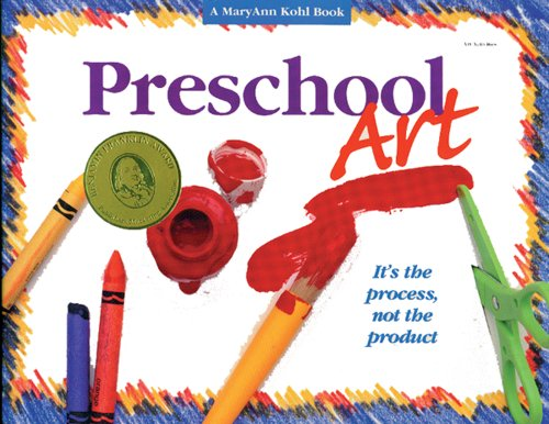 Preschool Art: It's the Process, Not the Product