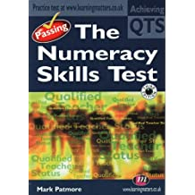 Achieving QTS The Numeracy Skills Test 2003 Mark Patmore