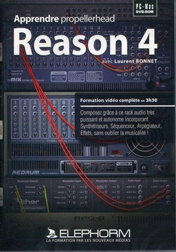 apprendre-propellerhead-reason-4-dvd-rom