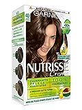 Garnier Nutrisse Creme Coloration Mittel-Braun 40