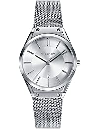 Reloj Viceroy Mujer 42234-07 Malla Plateado