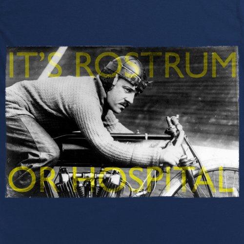 Rostrum T-Shirt, Herren Dunkelblau