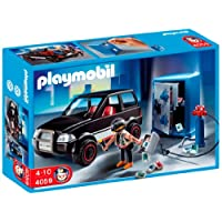Playmobil 4059 Safe Cracker and Car Playset