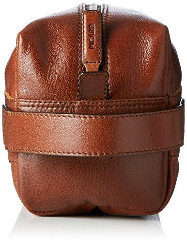 Picard Herren Buddy Taschenorganizer, Braun (Cognac), 12 x 13 x 28 cm Braun (Cognac)
