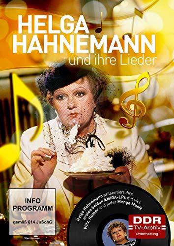 Helga Hahnemann und ihre Lieder