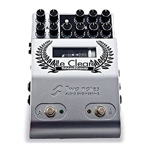 Two Notes Le Clean Dual Channel Preamp · Effetto a pedale