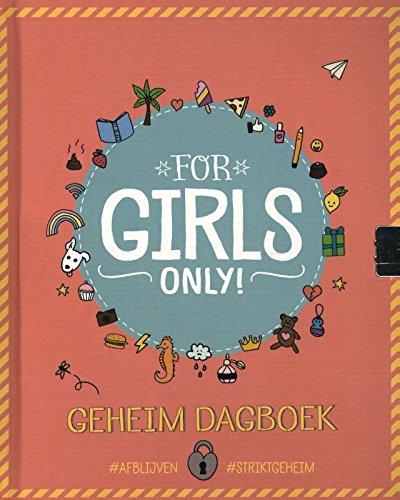 Geheim dagboek: met hangslot en sleutel par Ruthje Goethals