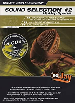 Ejay Sound Selection 2 HipHop Special (PC)