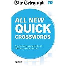 The Telegraph: All New Quick Crosswords 10 (The Telegraph Puzzle Books)