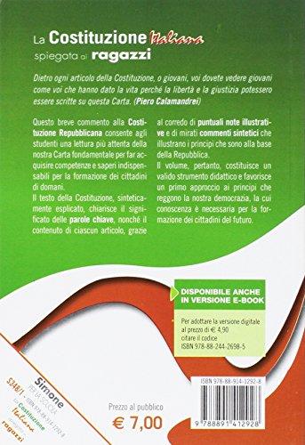 Zoom IMG-1 costituzione italiana spiegata ai ragazzi