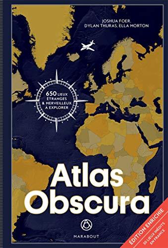 Atlas Obscura - Edition augmentée par  Collectif