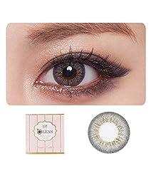 O-LENS Jenith3 Natural Grey - Coloured Contact Lens ( 6 Month )
