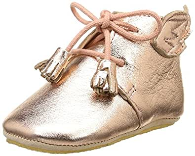 57ddcf7356071 Easy Peasy Baby Girls' Mexi Aile Baby Shoes Pink Size: 1.5/2.5 UK ...
