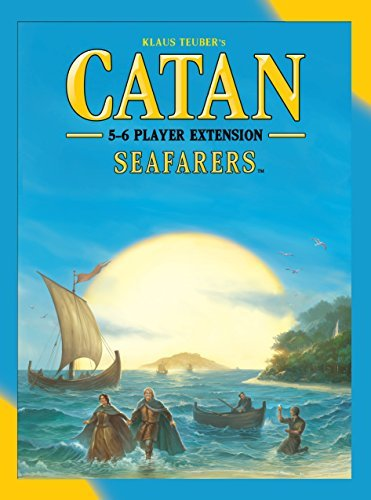 Mayfair Catan: Seafarers 5-6 player Extension