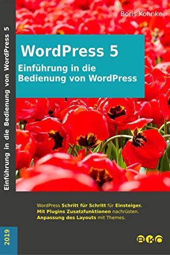 Einführung in die Bedienung von WordPress 5