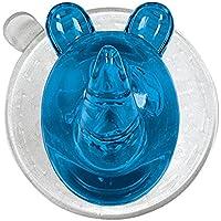 Kleine Wolke MS Kunststoff Ricco Rhino Wandhaken, türkis