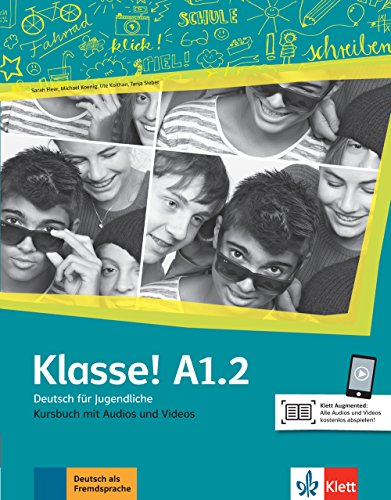 Klasse! a1.2 libro del alumno + audio