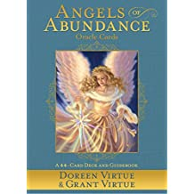 Angels of Abundance Oracle Cards: A 44-card Deck and Guidebook
