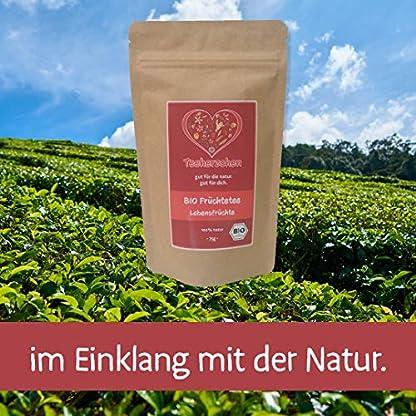 BIO-Frchte-Tee-Hagebutte-Hibiskus-Himbeeren-Kirche-Lose-Bltter-ohne-Zucker-75g