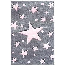 Kinderteppich sterne rosa  Suchergebnis auf Amazon.de für: teppich stern