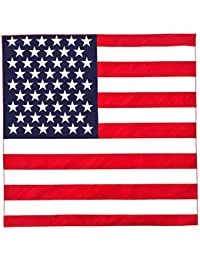 Western OLD GLORY USA Foulard Bandana country - Made in USA