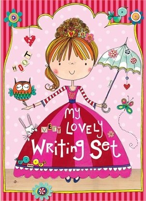 Rachel Ellen Designs Schreibset 'My Very Love Writing Set'