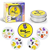 Best The  Spots - PLUSPOINT Fast Moving Hands Card Game ,Spot It Review