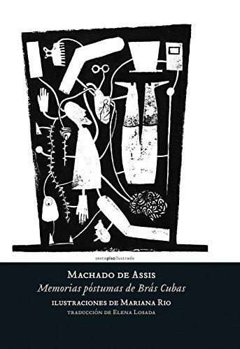 Memorias póstumas de Brás Cubas por Joaquim Maria Machado de Assis