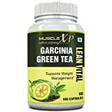 MuscleXP Garcinia Green Tea Lean Vital -...